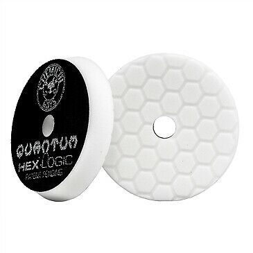 Chemical Guys Hex Logic Quantum White Light Medium Pad 5.5""