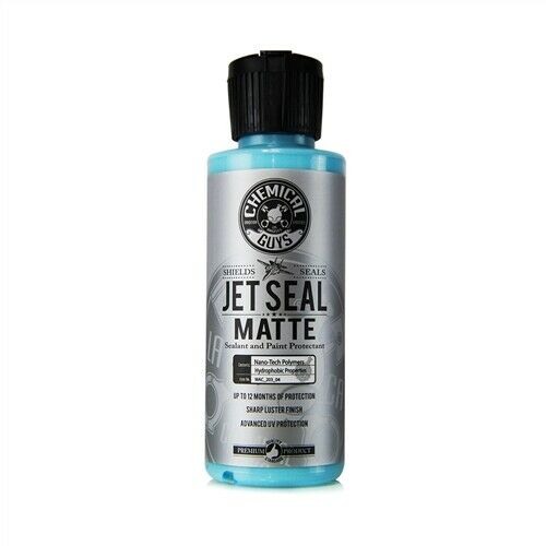Chemical Guys Jet Seal Matte Sealant and Paint Protectant